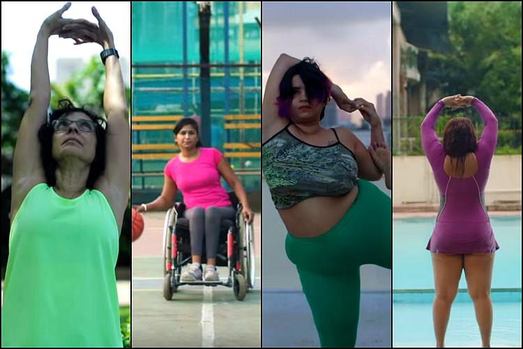 Video 46 women shut down hype around skinny and prove that fitness comes in all shapes