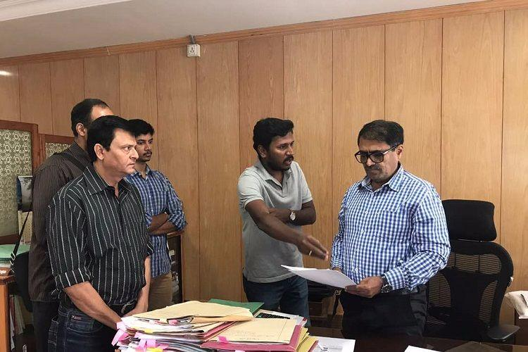 Bengaluru techies approach state Labour Commissioner over IT layoffs submit petitions