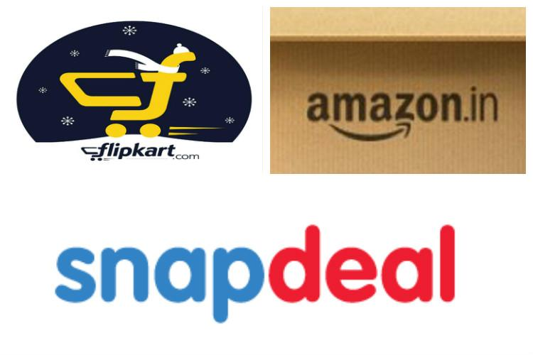 Online price wars Heres how products stack up on Flipkart Snapdeal and Amazon