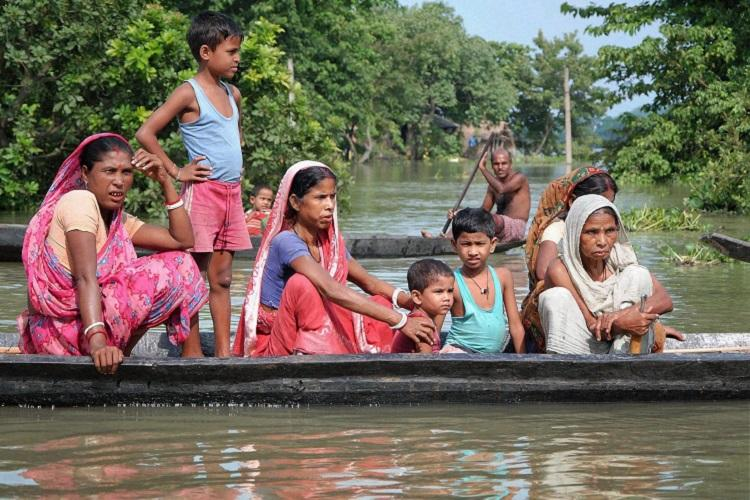 44 NDRF teams deployed in 12 flood-hit states 894 people rescued