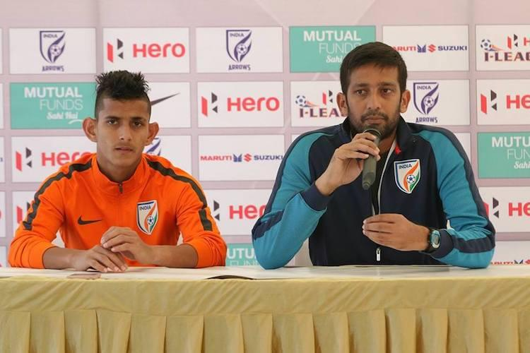 Facing big teams is the way forward India U-20 football coach Pinto