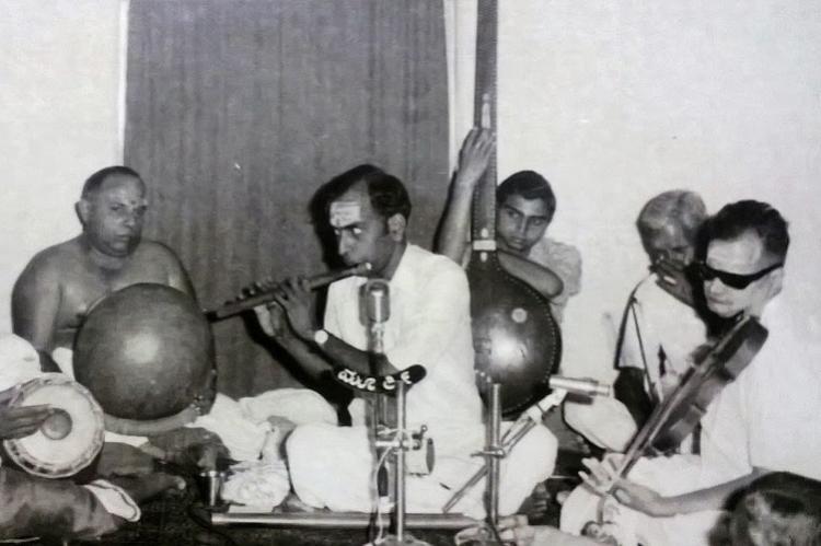 The Modern Ambassador of Carnatic Flute Remembering N Ramani