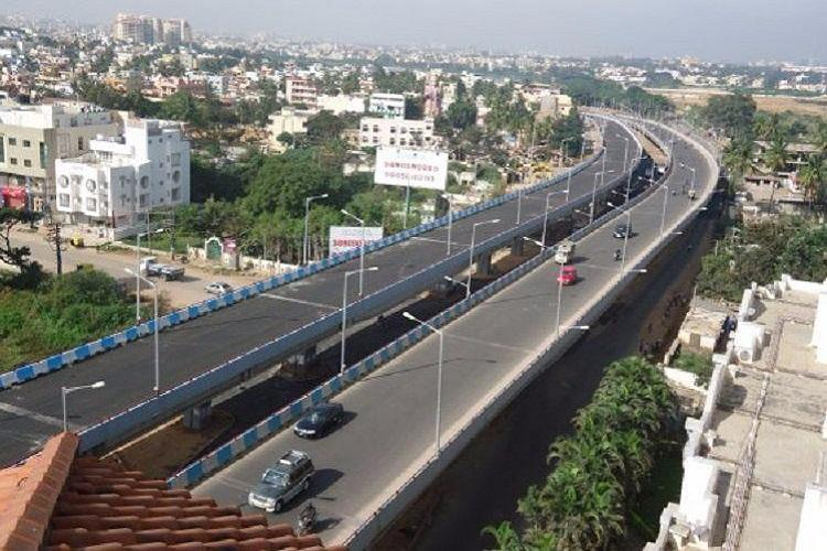 102-Km Elevated Corridor Project proposed to decongest Bluru awaits CMs nod