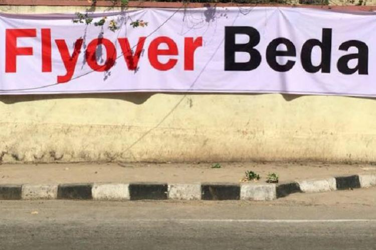 Another steel flyover in Bengaluru but the objections are still the same
