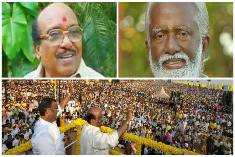 Vellappally to contest from Varkala aspires for CM post