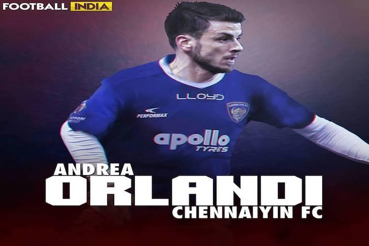 Chennaiyin FC sign Italian midfielder Andrea Orlandi