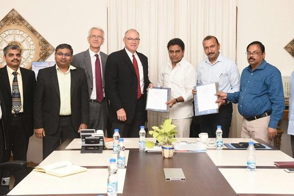 Ford & HMDA Signed MoU For Digital Mobility Solution