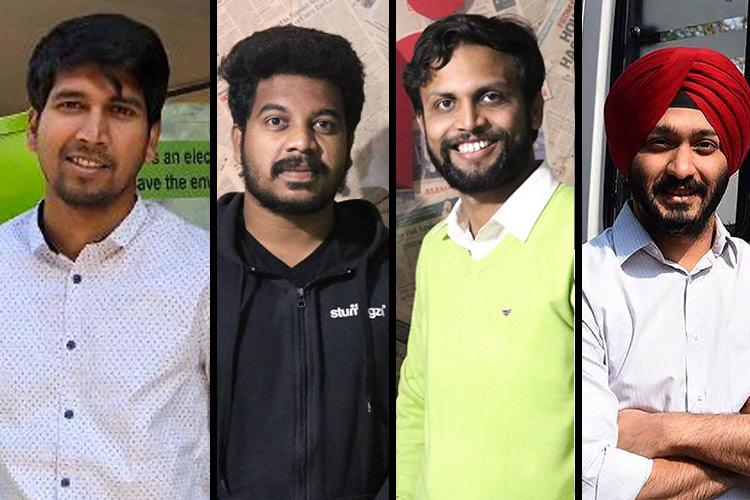 Four Hyderabad-based entrepreneurs make it to Forbes 30 Under 30 Asia 2018 list
