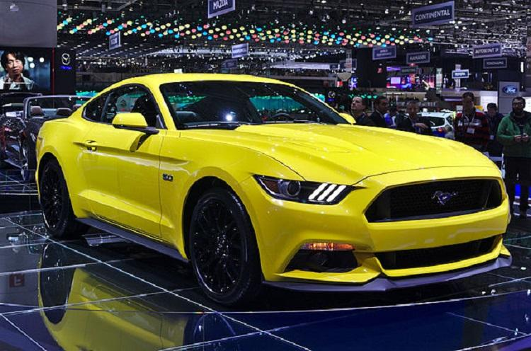Here are five eye-catching features of the iconic Ford Mustang launched in India