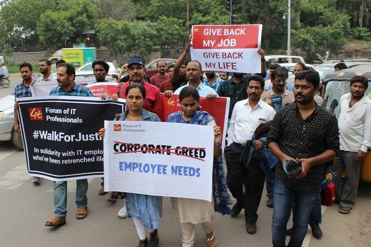 Verizon layoffs 52 IT professionals file petition at Hyderabad High Court