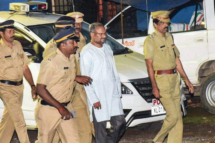 Bail denied to rape accused Bishop Franco Mulakkal remanded to 2-day police custody
