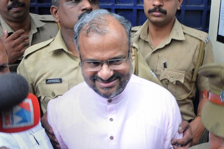 Catholic Bishop charged for raping nun