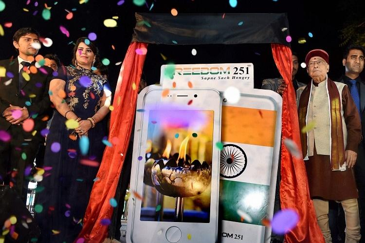 Delhi Police arrests Mohit Goel maker of worlds cheapest smartphone Freedom 251