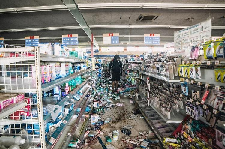 Photographer sneaks into Fukushima exclusion zone what it looks like five years later