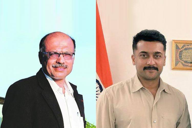 Air Deccan founder Capt Gopinath speaks to TNM about Suriyas Soorarai Pottru