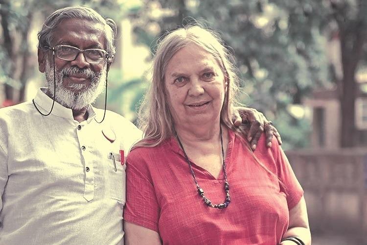 Director Somnath to crowdfund film on anti-caste activist couple Gail and Bharat