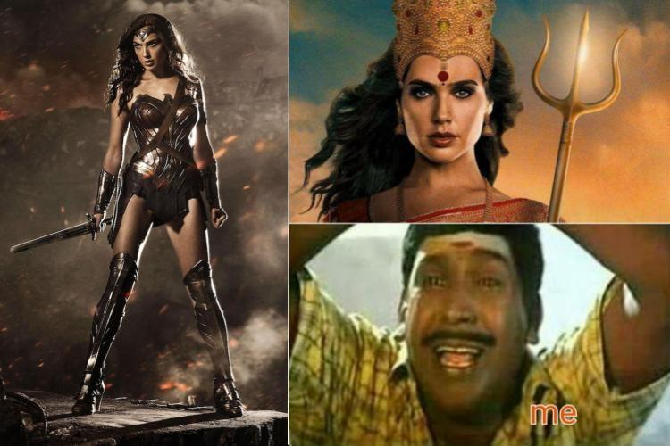 Thalaivi Wonder Woman Check out the Tamil boys willing to sell their wealth for Gal Gadot