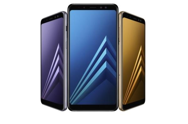 Samsung launches Galaxy A8 A8 2018 with infinity display and dual front camera