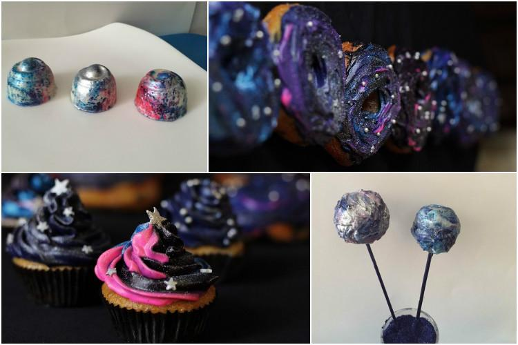 Out of the world desserts Galaxy desserts trend heading to Bengaluru
