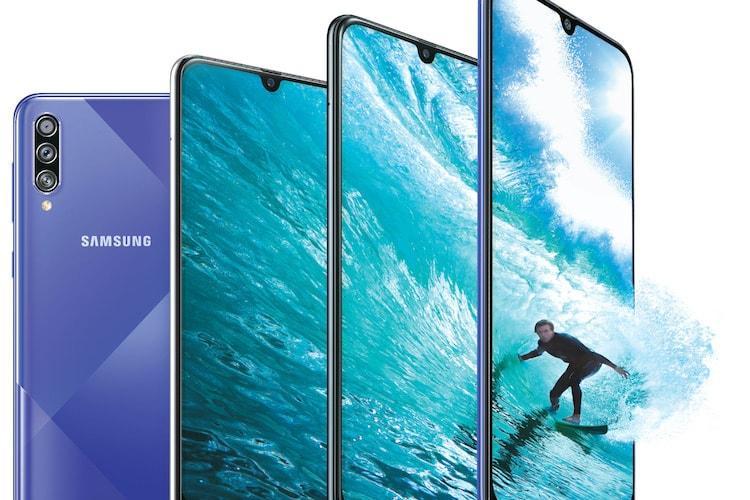 Samsung Galaxy A50S review Sports 48MP camera enhanced processor ups gaming