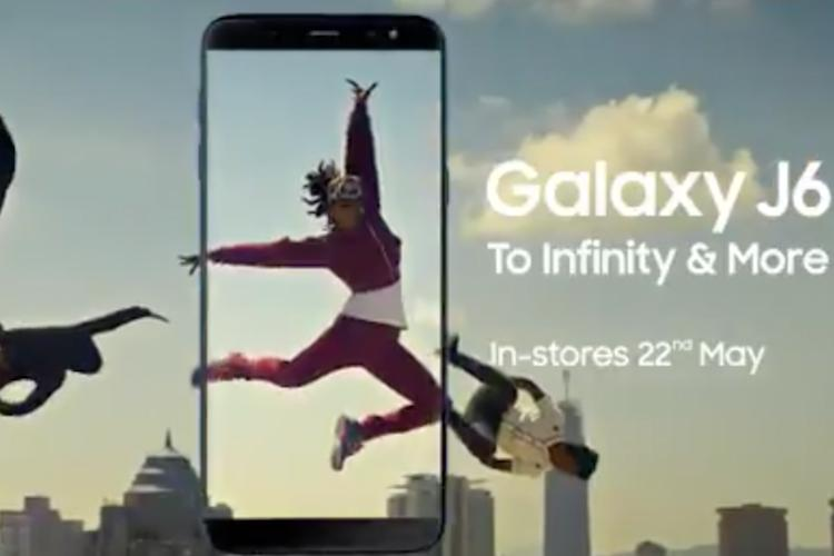 Samsung Galaxy J6 with Infinity Display to launch in India on May 21