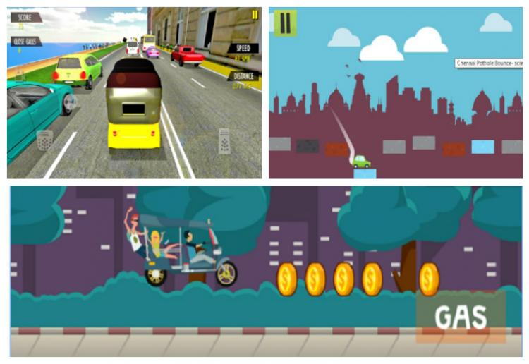 Gaming your way through Chennai Awesome mobile-games based only on the city