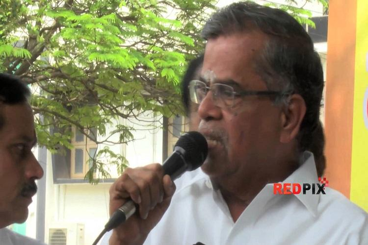 BJP cannot rule out having an alliance with AIADMK or DMK says BJP leader L Ganesan