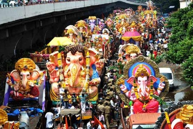 As Ganesha Chaturthi nears Karnataka officials push for eco-friendly idols