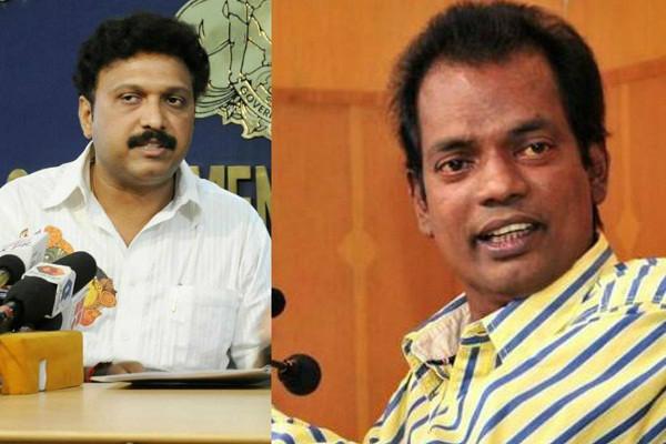 KB Ganesh Kumar lashes out at Salim Kumar over non-resignation from AMMA