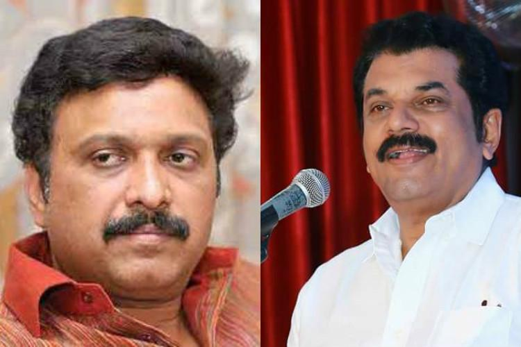 CPI M criticises AMMA on Dileep issue goes soft on its own MLAs in actors body