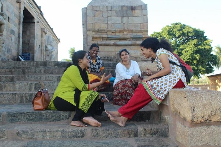 For the love of Ponniyin Selvan How four women went on a road trip to relive the Chozha era