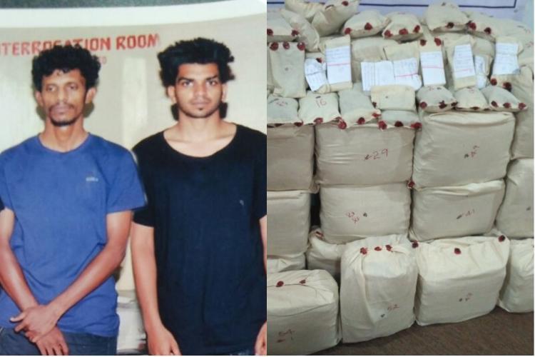 Bengaluru police nab inter-state gang of nine recover 108 kg of marijuana