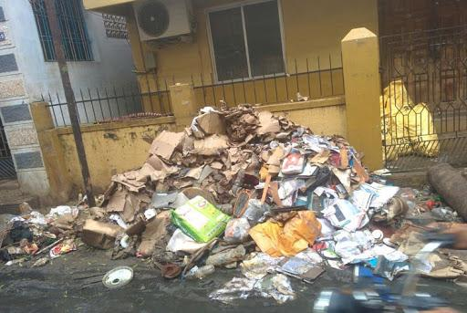 Is Thiruvananthapuram turning into a City of Garbage