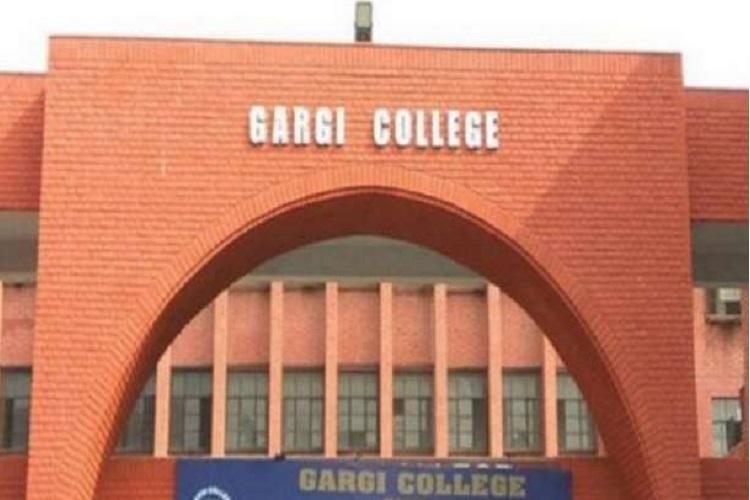 Multiple students of Delhis Gargi college allege sexual harassment assault by men