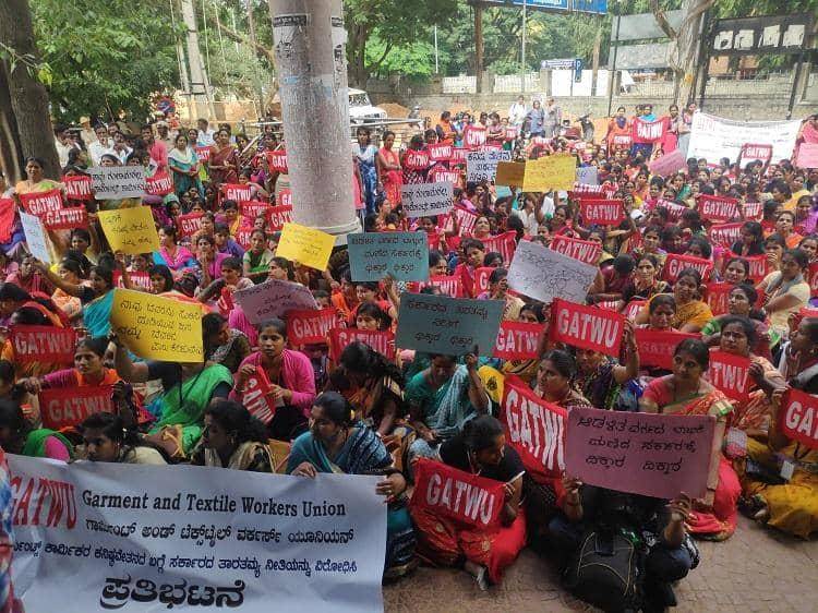 1 yr since Me Too Karnataka garment factory workers say harassment continues