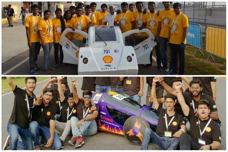 Our passion helps us to conceptualise Bluru teams gear up for Shell Eco-marathon