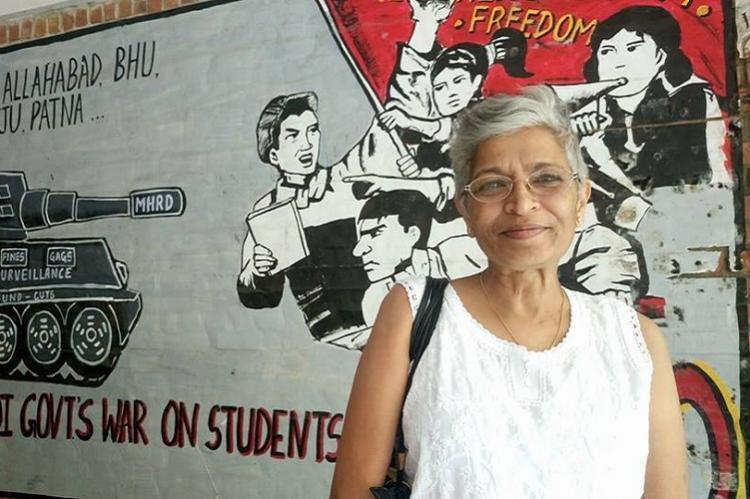 Gauri Lankesh shot dead Shock despair and anger as senior journo falls to bullets