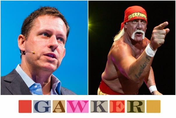 Explainer What the war between Gawker a billionaire and Hulk Hogan is all about