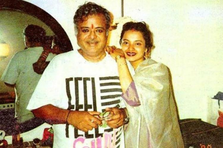 Mahanati Deleted Scene About Rekha And Gemini Ganesan: Deleted Scene From 'Mahanati' Out, Here's What It Reveals