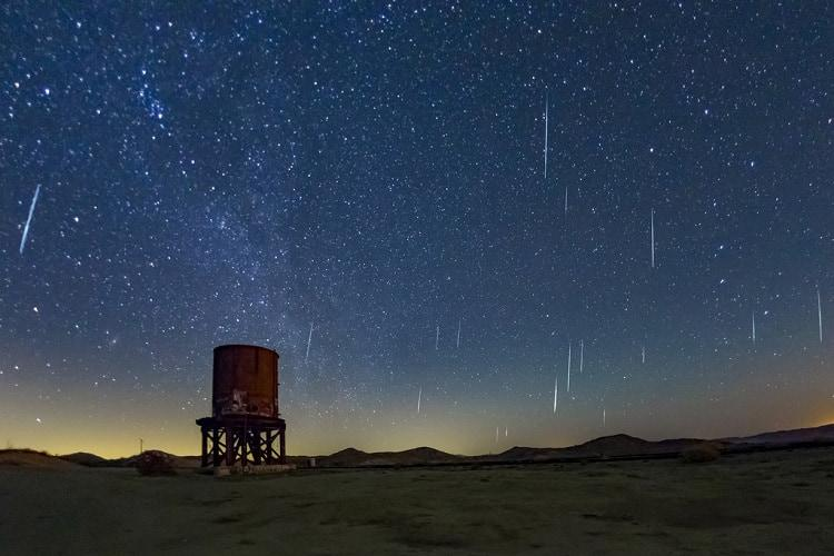 The spectacular Geminid meteor shower is here How to watch the cosmic fireworks