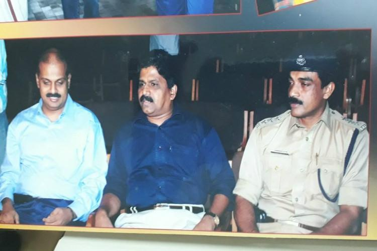 Sreejith IPS is SP Georges friend Custodial death victims family opposes probe