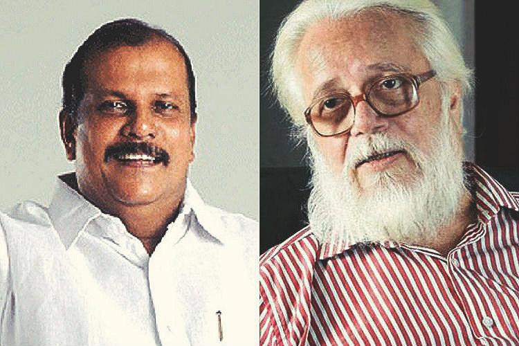 Lies about helping ISRO scientist called out MLA PC George makes memory loss claim