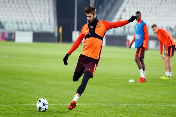 Spains Rodrigo allays fears over Piqus knee