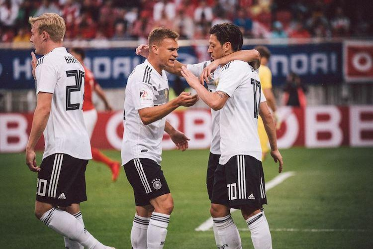 Can Germany become the first team in 56 years to defend their World Cup title