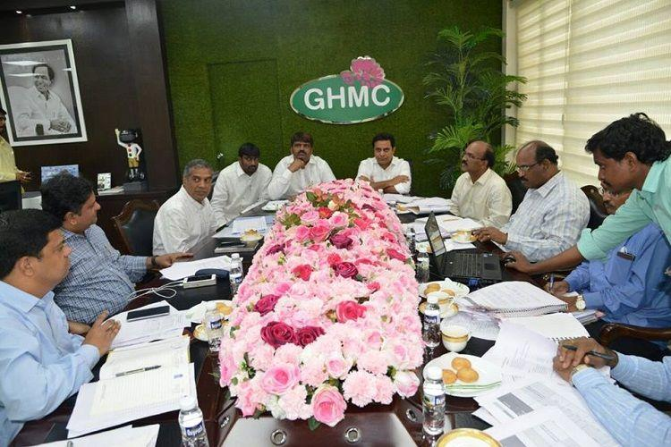 GHMC has deficit of Rs 600 crore plans to boost revenue by reassessing properties