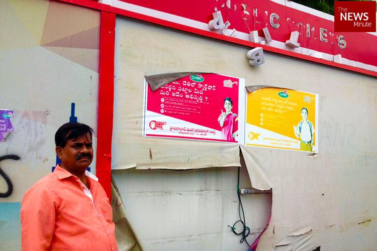 This Hyderabad man is flushing down the tall claims of authorities about public toilets