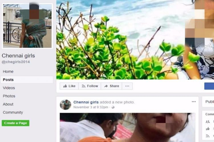 Facebook voyeurs Sinister pages that steal womens photos thrive on social media