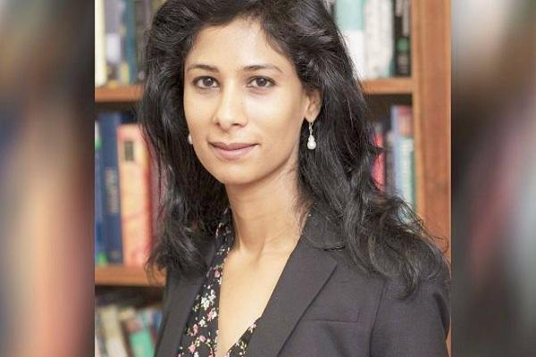 Farm loan waivers dont solve the problem cash transfers better IMFs Gita Gopinath