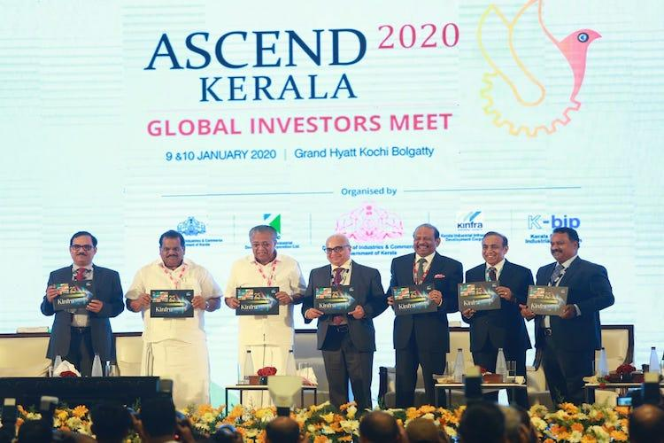 Kerala has attracted Rs 1 lakh crore investment proposals CM