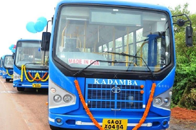 Goa suspends bus services to Karnataka for two days over Mahadayi river dispute